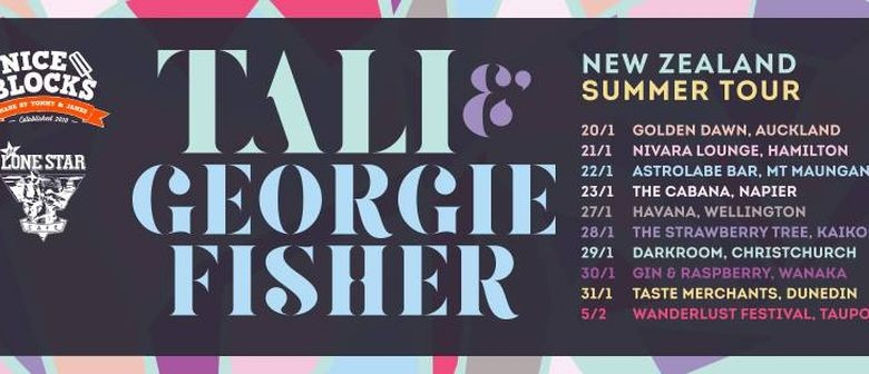 Tali and Georgie Fisher Are Out On Their Summer Tour