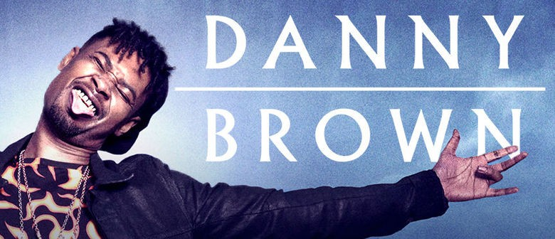 Danny Brown Heads To Auckland For One Night Only