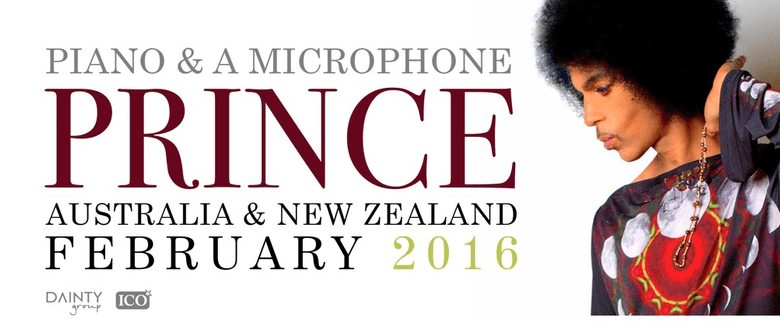 Prince - This Month Unmissable Show
