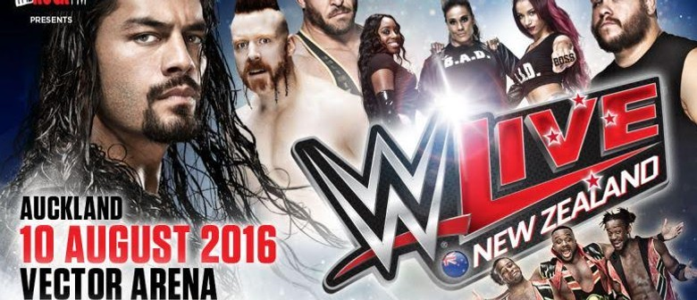 WWE First New Zealand Pro Wrestling Live Show In Five Years