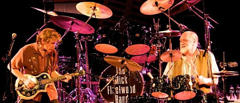 Mick Fleetwood Blues Band New Zealand Shows