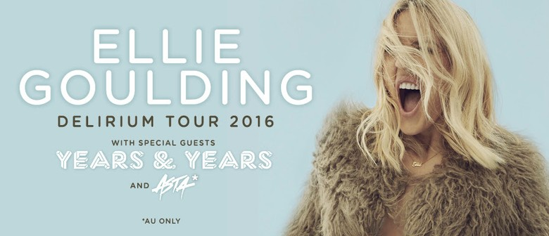 Ellie Goulding Returns To New Zealand