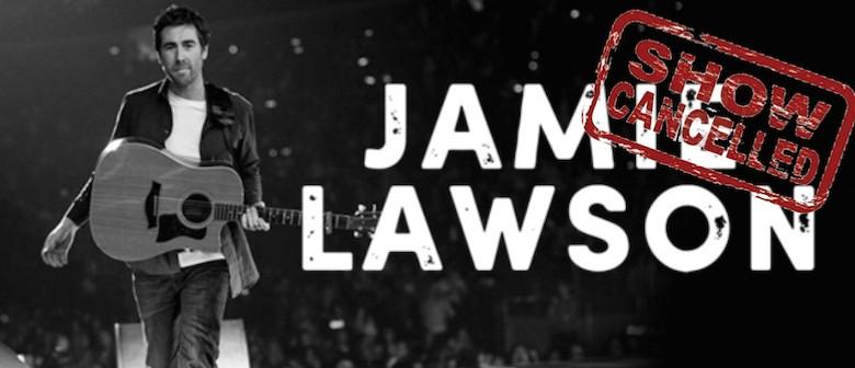 Jamie Lawson Cancels New Zealand Tour