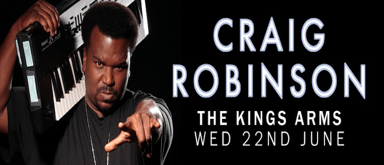 Comedian Craig Robinson Announced New Zealand Show This June