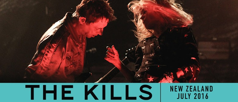 The Kills Is Coming Back To New Zealand