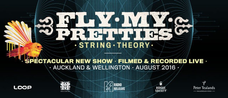 Fly My Pretties - String Theory - Cast Announcement
