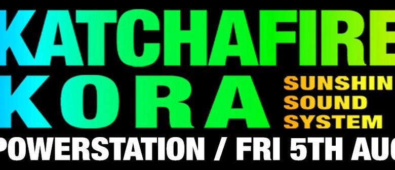 Katchafire, Kora, and The Sunshine Sound System Midwinter Show