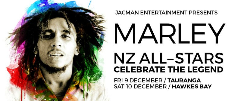 New Zealand's Greatest Musicians To Celebrate Bob Marley