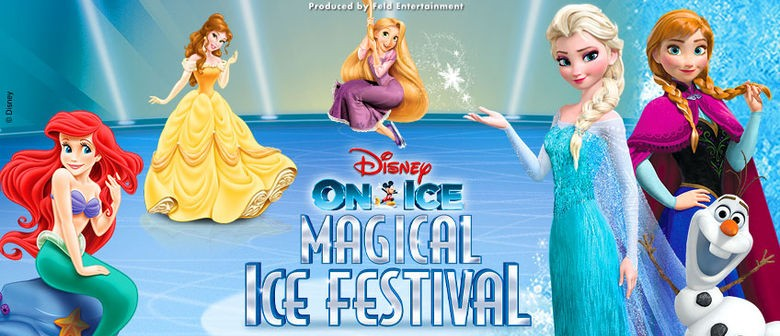 Disney Magical Ice Festival Arriving in New Zealand Soon!
