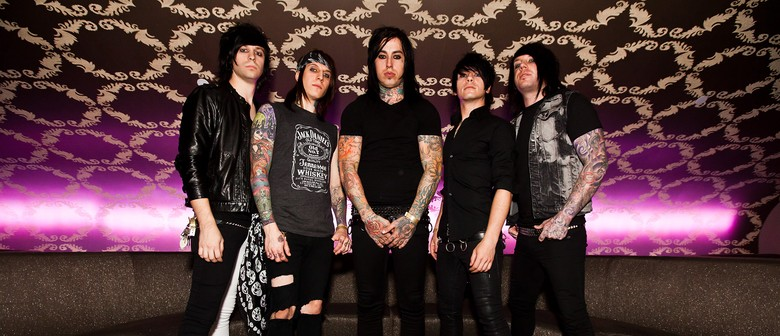 Falling In Reverse Will Hit The Powerstation This October