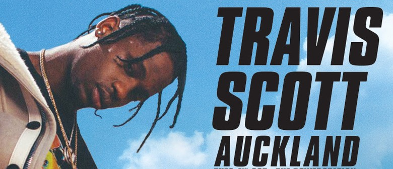 Travis Scott Debuts In New Zealand