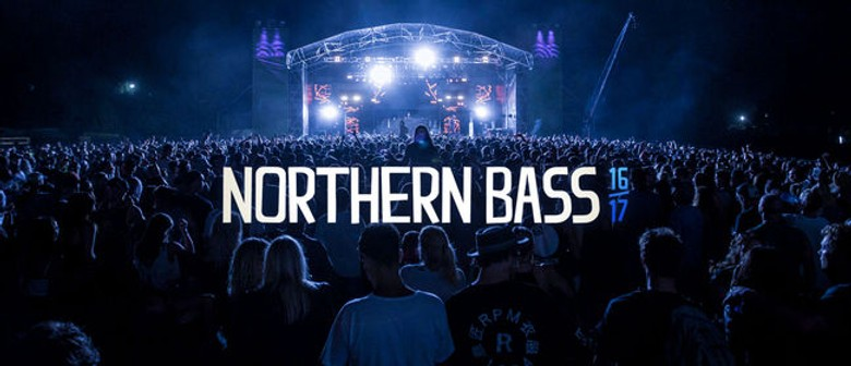 Northern Bass Music Festival - First LineUp