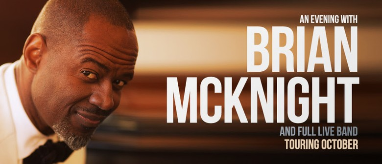 Brian Mcknight Returns To New Zealand This October