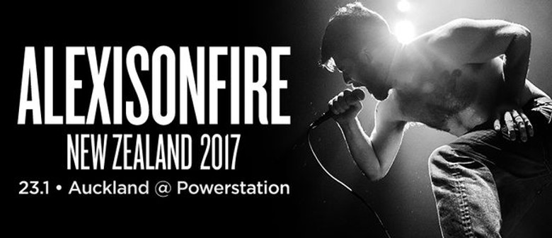 Alexisonfire Returns to NZ After 10 Years