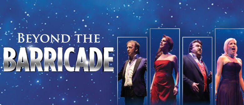 Uk's Acclaimed 'Beyond The Barricade' Makes Debut In New Zealand This Month