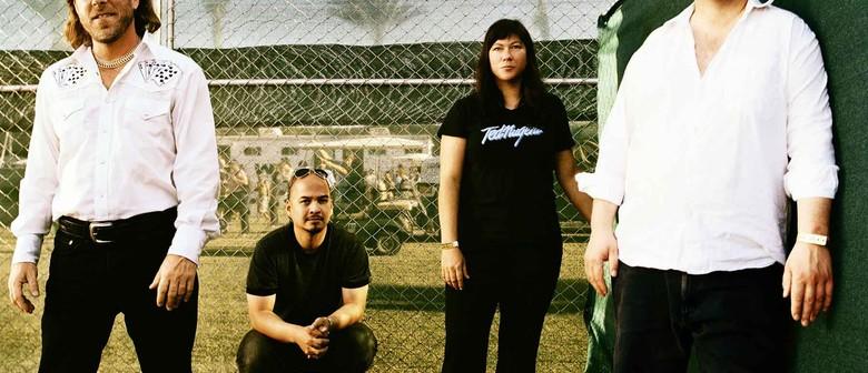Pixies Return to New Zealand