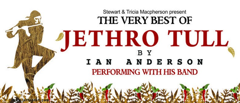 Jethro Tull Is Back By Popular Demand