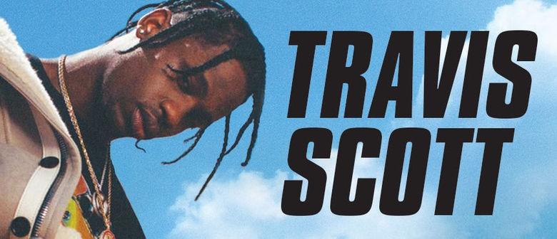 Travis Scott Cancels Auckland Show
