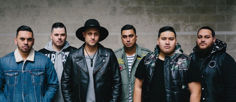 Sons of Zion Hits Christchurch This Month
