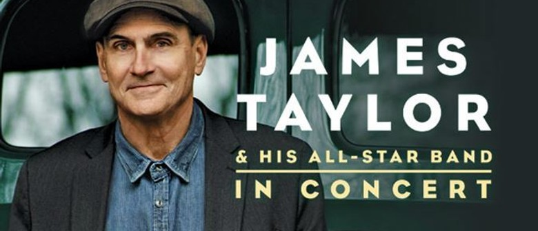 James Taylor Announces His Return To New Zealand