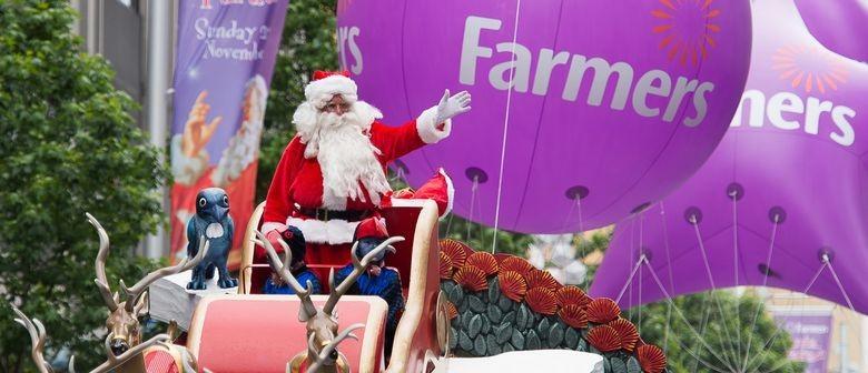 Annual extravaganza Farmers Santa Parade Announced 2016 Date