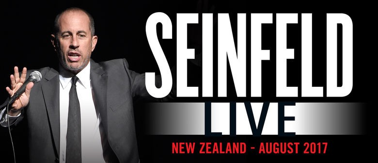 Jerry Seinfeld Brings Stand-Up Show To New Zealand For The First Time