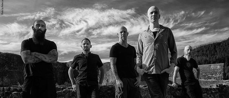 Devin Townsend Project New Zealand Show