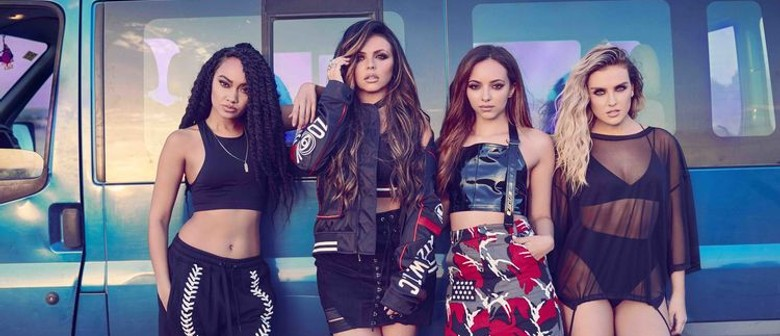 Little Mix Announce New Zealand Date For 'The Glory Days Tour' July 2017