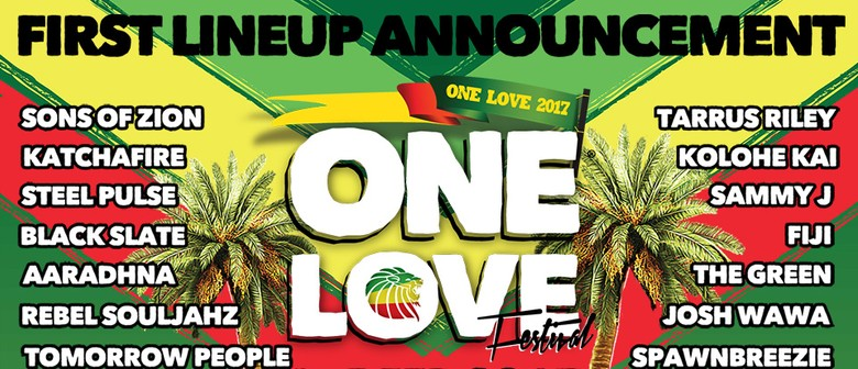 One Love Festival On Track to Sell Out