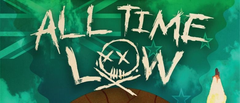 US Pop Punk Band All Time Low Announce NZ Show