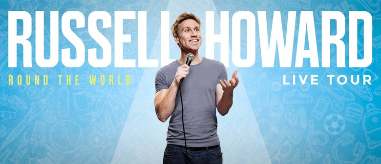 Russell Howard Touring New Zealand in 2017