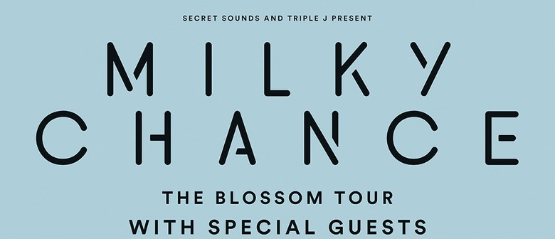 German Dance Duo Milky Chance Make Their Way to Auckland This April