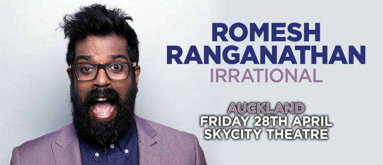British Comedian Romesh Ranganathan First Ever NZ Tour