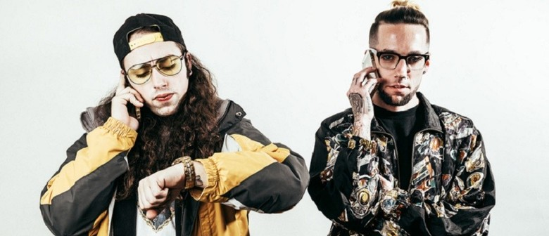 $uicideboy$ Announce New Zealand Tour this May
