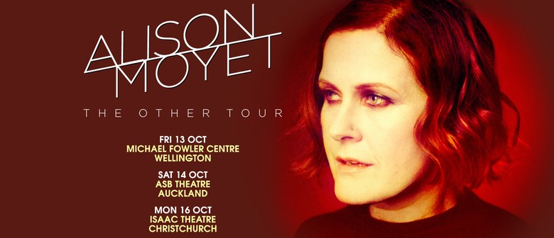 30 Years In the Making: UK Pop Legend Alison Moyet Announces New Zealand Tour Dates