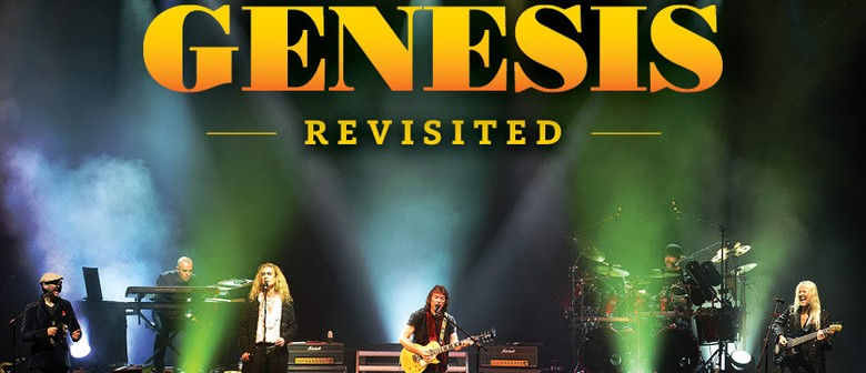 Genesis' Legendary Guitarist Steve Hackett to Play His First New Zealand Show
