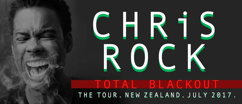 American Comedian Chris Rock Returns to New Zealand this July