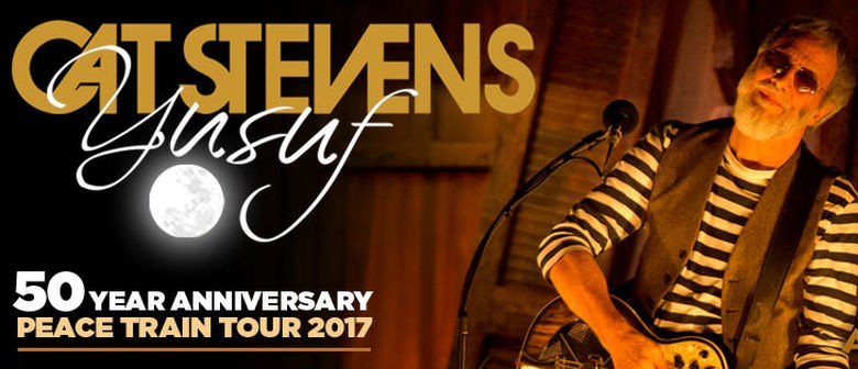 Yusuf/Cat Stevens Announces NZ Dates for Peace Train 50th Anniversary Tour