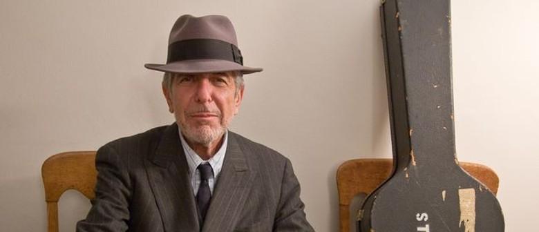 Leonard Cohen Returns For 3 New Zealand Shows