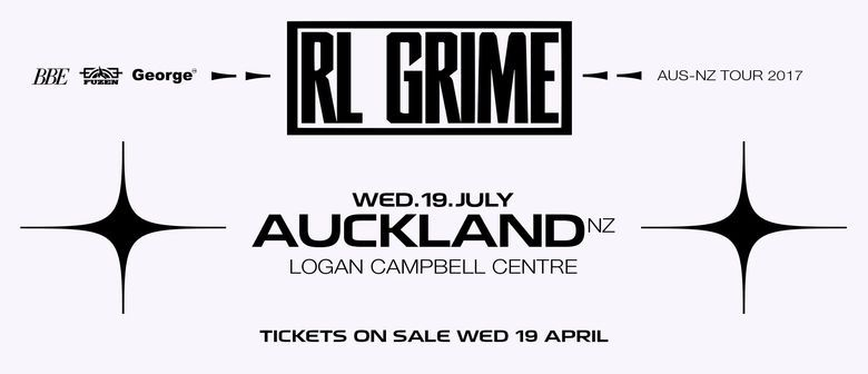 RL Grime Returns to New Zealand this July