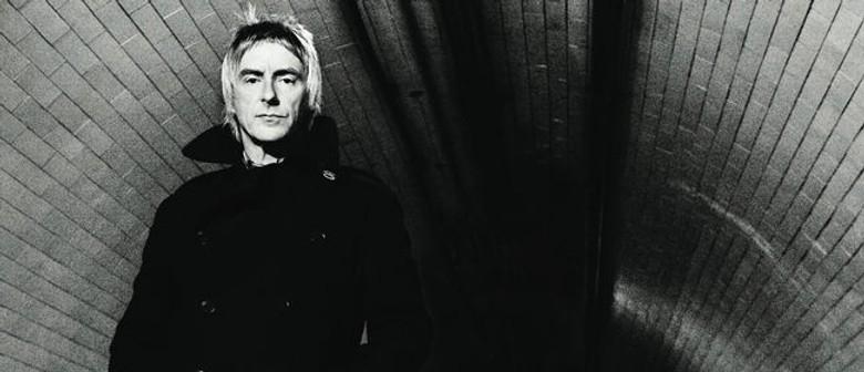 Paul Weller's First Ever New Zealand Show