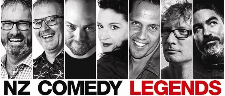 NZ Comedy Legends Step Up for the Classic