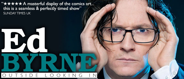 Ed Byrne Returns to Kaikoura with Some Love