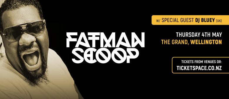 Fatman Scoop New Zealand Show Cancelled