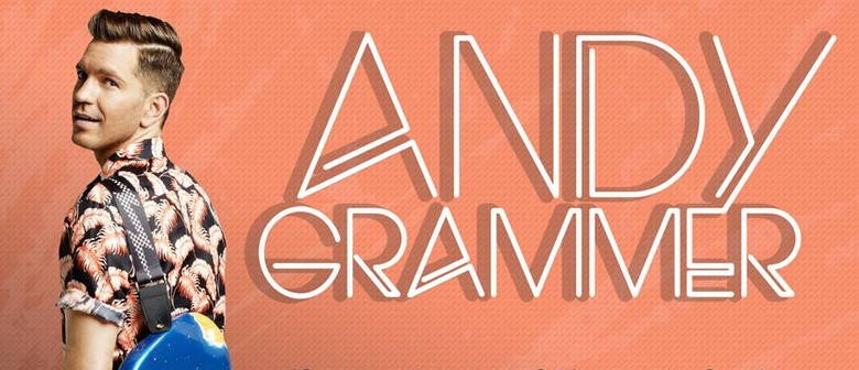 Andy Grammer To Take New Zealand Roads this October
