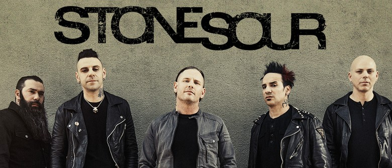 Stone Sour Announce Auckland Show this August