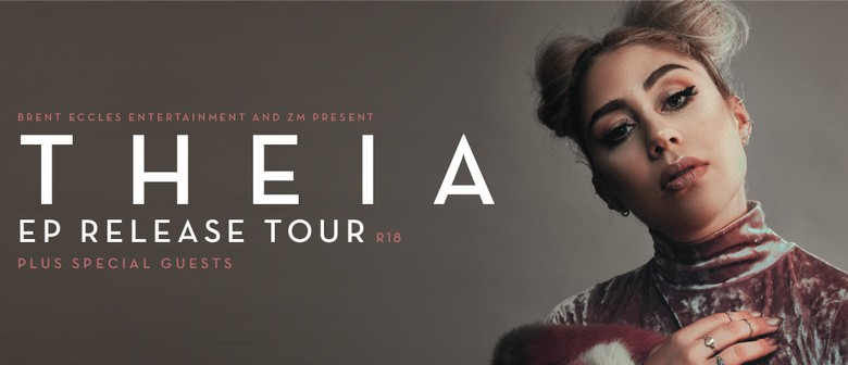 Electro-pop Princess Theia Announces NZ Shows this July