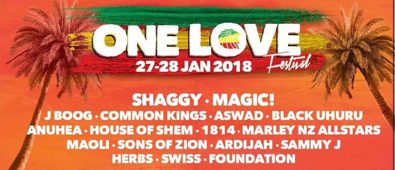 One Love Festival Is Off To a Flying Start in New Zealand Next Year