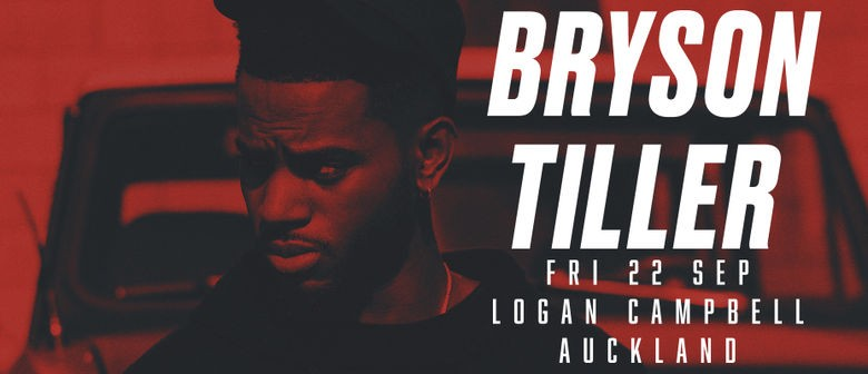 Bryson Tiller Comes to Auckland Shores This September