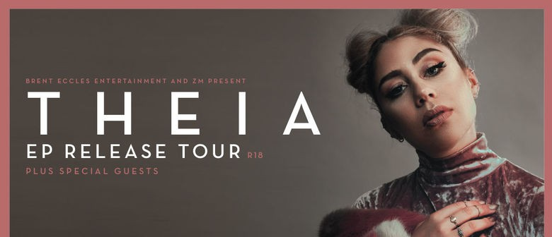 Electro-Pop Princess Theia Announces EP Release Tour